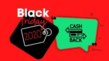 BLACK FRIDAY CASHBACK