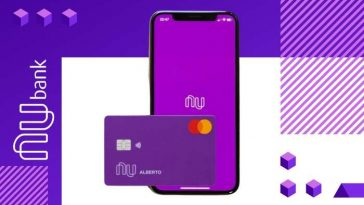 NUBANK CARD CELL LOGO